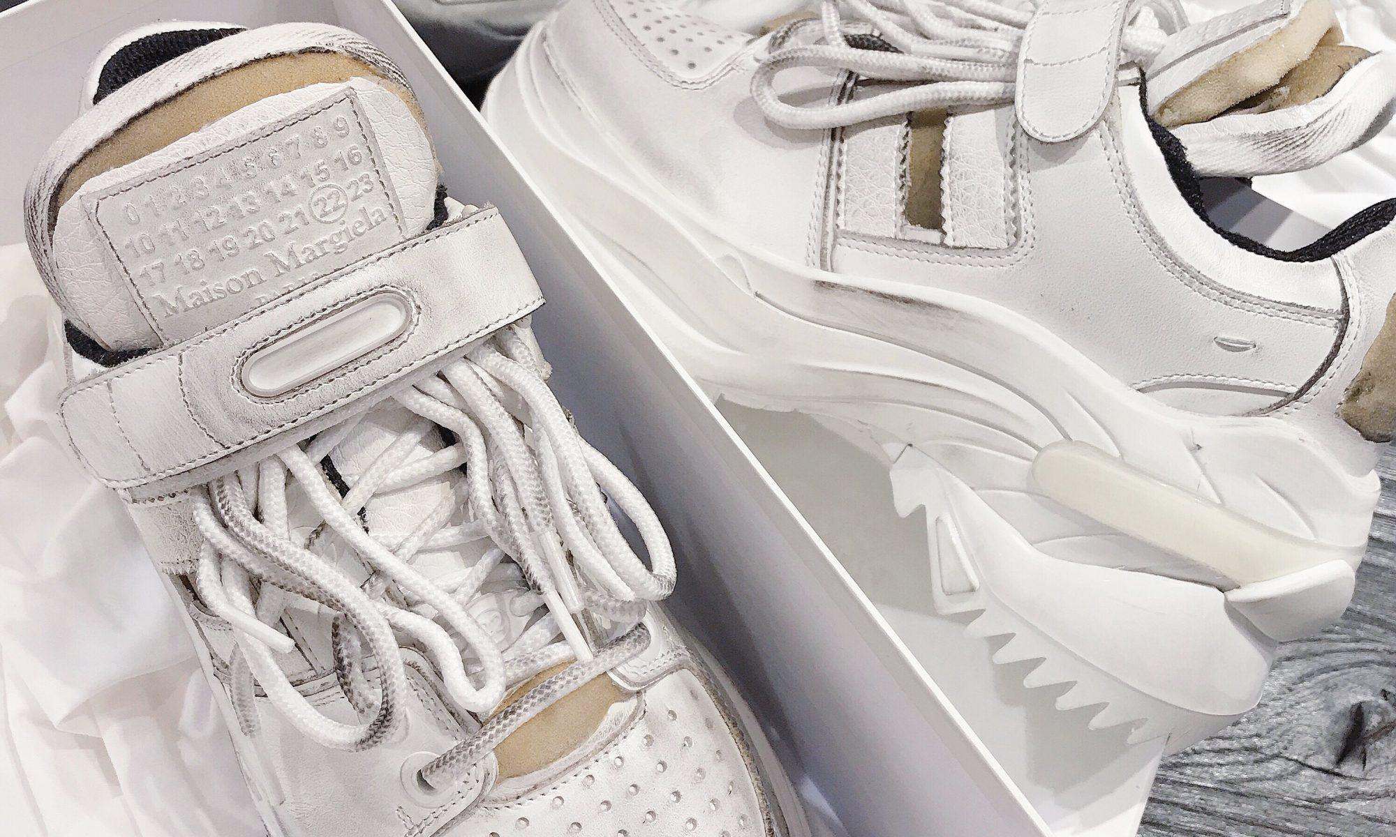 """Maison Margiela """"shoes collection"""" – LA"""